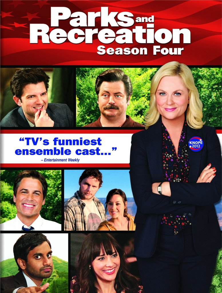 Season Four DVD ($40)