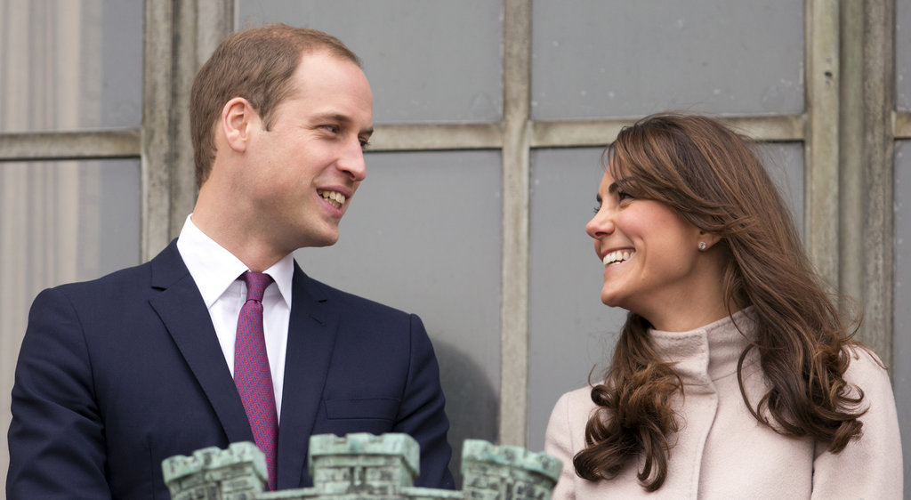 Prince William and Kate Middleton only had eyes for each other while visiting Cambridge in November 2012.