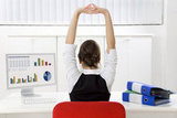 Office Yoga: Stretch From Your Desk