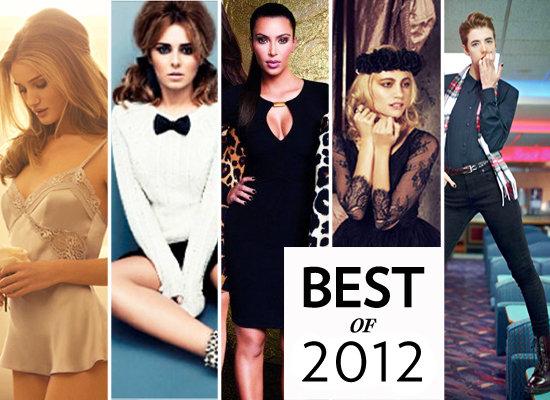 Best Celebrity Fashion Collaborator Of 2012 Popsugar Fashion Uk