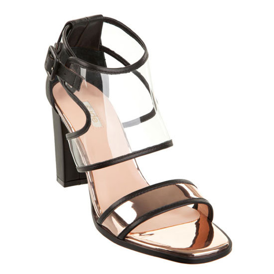 A See-Through Sandal