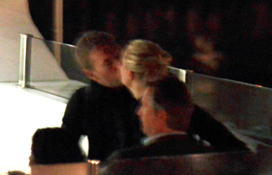 Gwyneth Paltrow celebrated her 40th birthday in September 2012 showing PDA in Italy with Chris Martin.