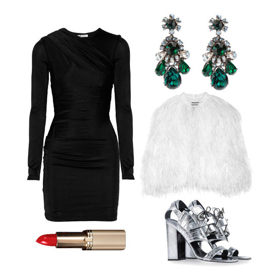 (Re)Work It: One Perfect Party Dress, 5 Ways to Wear It For Holiday