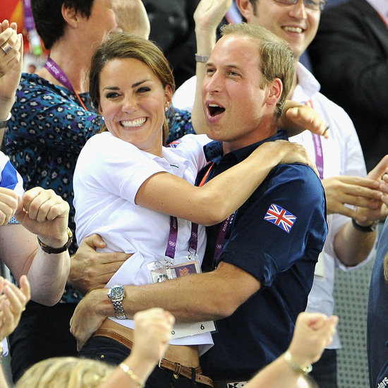 Prince William and Kate Middleton Cute Candid Pictures