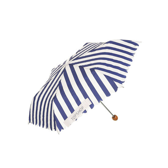 Topshop Scallop Edge Stripe Umbrella, approx $23.15