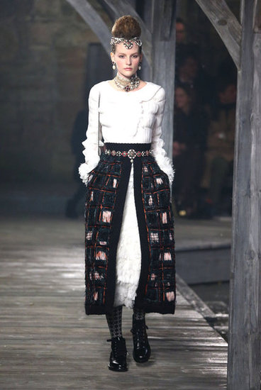 Chanel Mtiers d&#039;Art Pre-Fall 2013