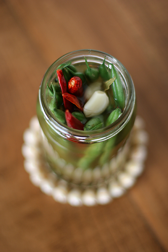 Spicy Pickled Green Beans | POPSUGAR Food
