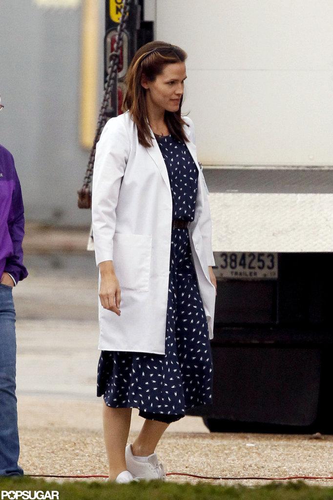 Jennifer Garner filmed The Dallas Buyers Club New Orleans.