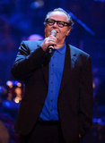 Jack Nicholson got on stage at the charity concert honoring Carole King in LA.