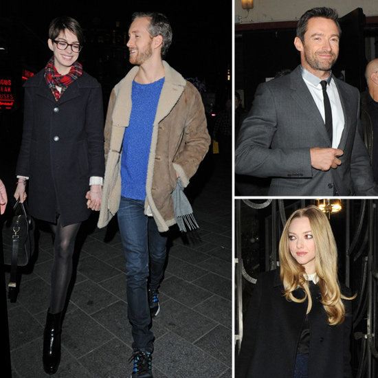 Anne Hathaway And Husband Adam Shulman Hold Hands As They: The Life Of...: Dec 6, 2012