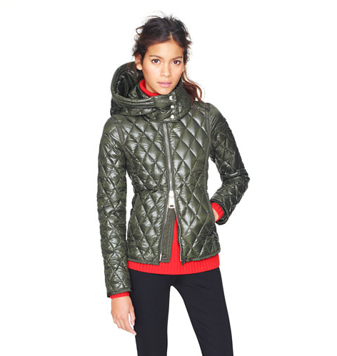Sporty and equally sleek, this Authier Quilted Jacket ($935) is an investment in your cold-weather wardrobe for life.