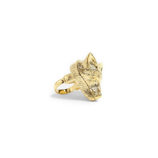 Ring with lip balm, approx $45, Andrea Garland at My Wardrobe