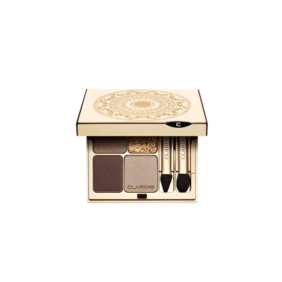 Clarins Limited Edition Odyssey Make-Up Collection Eye Quartet Mineral Palette, $50