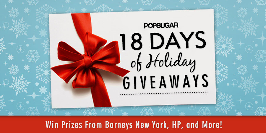 Enter Our 18 Days of Holiday Giveaways to Win Amazing Prizes!