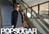 Keira Knightley Makes a Stylish Landing at LAX