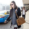 Keira Knightley Lands at LAX