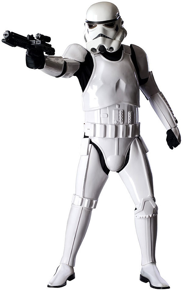 Supreme Edition Stormtrooper Costume