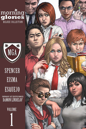 Morning Glories Deluxe Edition