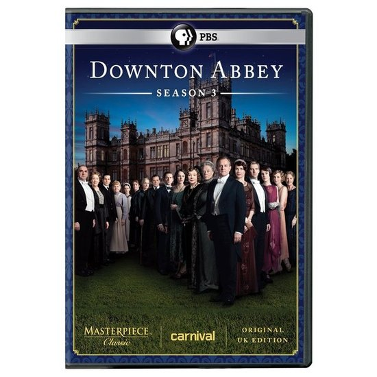 Downton Abbey — Seasons 1-3