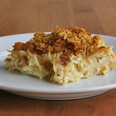Healthy Noodle Kugel Recipe
