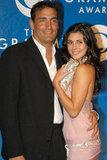 Jamie-Lynn Sigler and A.J. Discala, 2003
