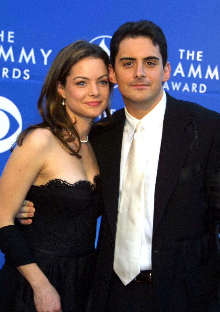 Brad Paisley and Kimberly Williams, 2002