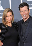 Harry Connick Jr. and Jill Goodacre, 2010