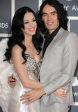 Katy Perry and Russell Brand, 2011