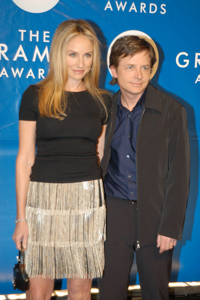 Tracy Pollan and Michael J. Fox, 2003