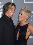 Pink and Carey Hart, 2007