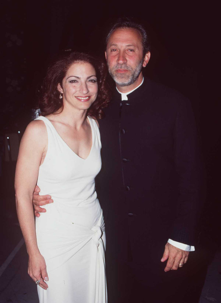 Gloria and Emilio Estefan, 1996