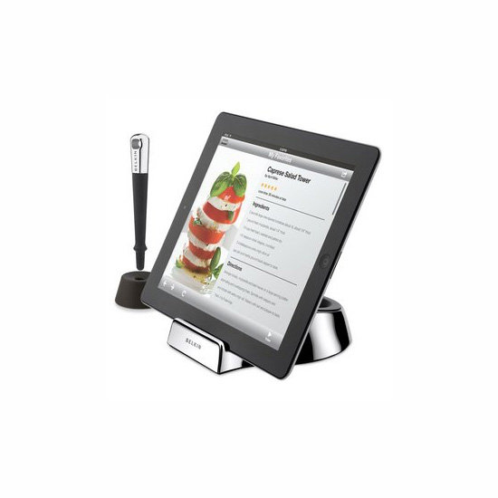 Belkin iPad/Tablet Stand and Smart Stylus, $29.95