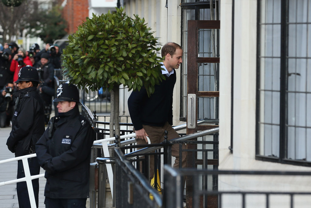 Prince William, Pippa and James Visit Kate as the Hospital Apologises For Releasing Private Info