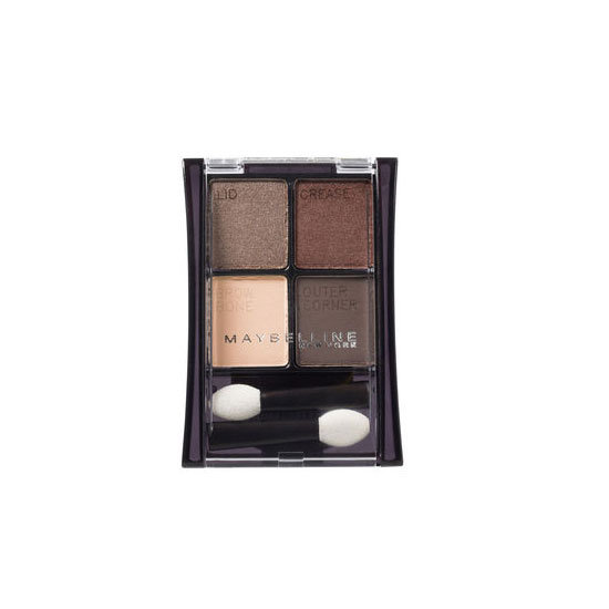 Maybelline Expertwear Quad Eyeshadow in Natural Smokes, $15.72