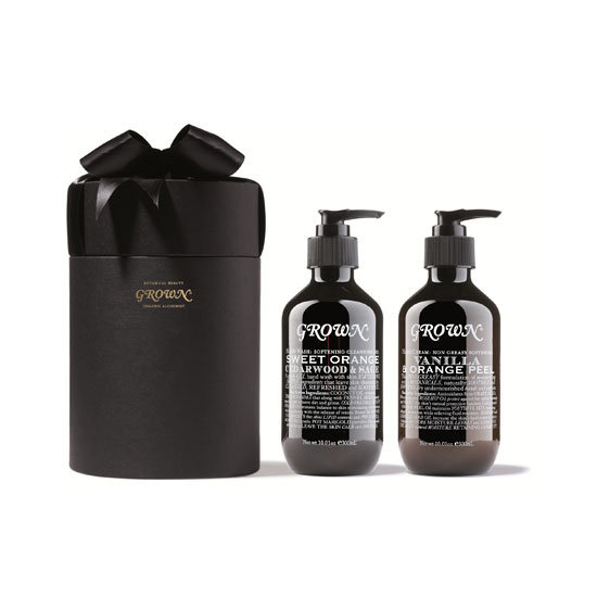 Grown Holiday Gift Set, $49.95