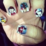 It's Nail Art, Charlie Brown!