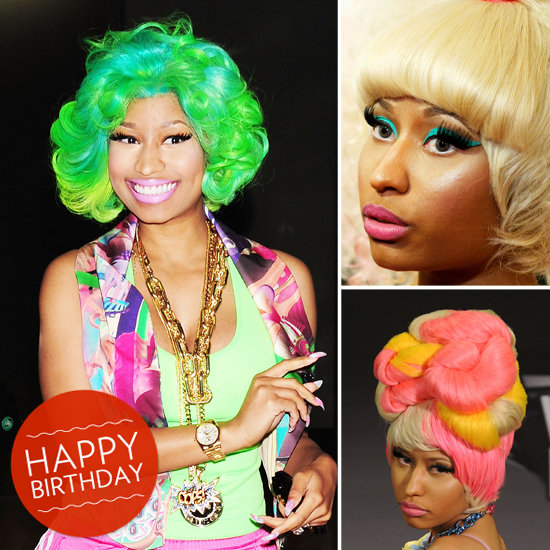 Happy Birthday, Nicki Minaj! 10 of Her Most Outrageous Looks