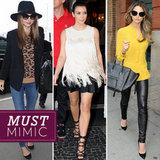 Get Inspired by This Week's Spotlight-Worthy Celebrity Styles