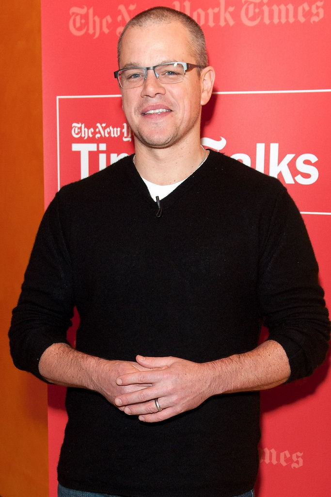 Currently in negotiations, Matt Damon will likely star in The Monuments Men alongside Daniel Craig, Bill Murray, and Cate Blanchett. Pal George Clooney is directing.