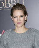 Cody Horn attended the premiere.