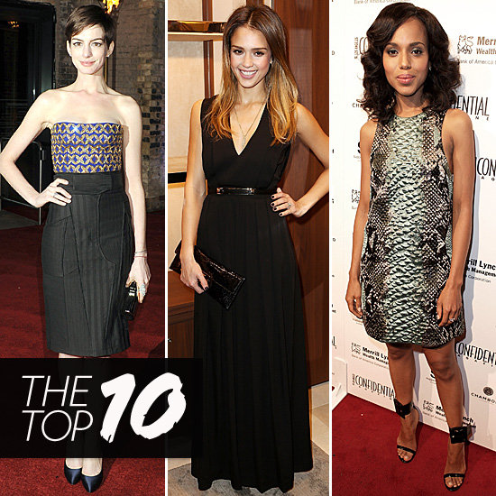 Behold, This Week's Most Glam — Kerry, Anne, Jessica, and More