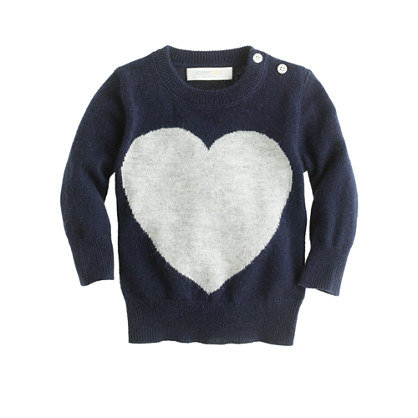 Crewcuts Heart Me Sweater