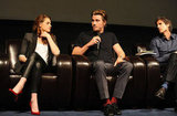 Kristen Stewart and Garrett Hedlund Show Up Near SF For a Screening