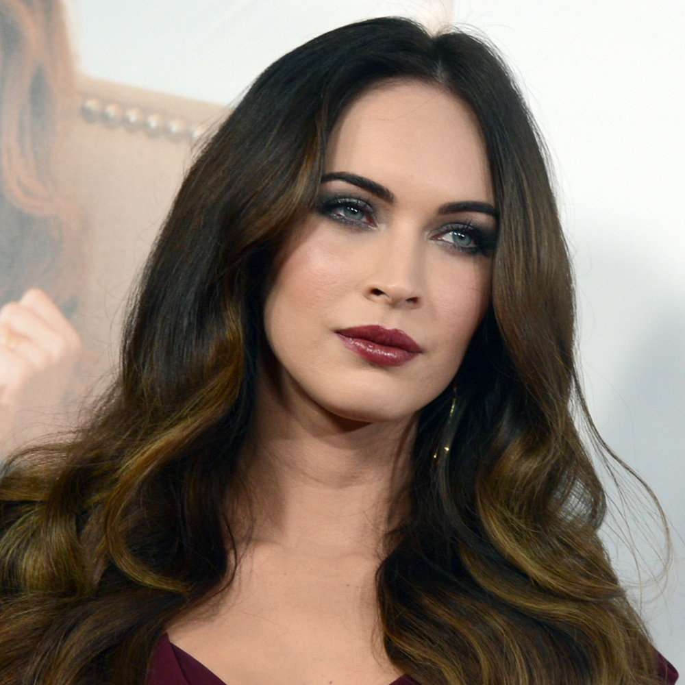 Megan Fox's vampy lip