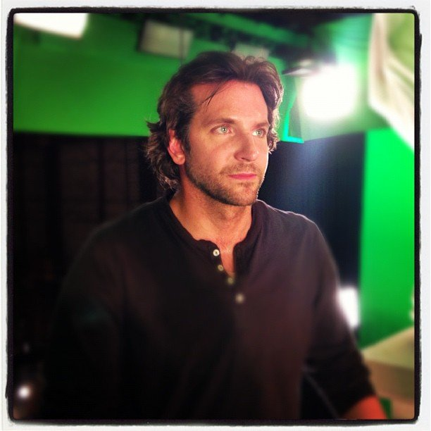 Director Todd Phillips shared a shot of Bradley Cooper on the set of The Hangover Part III. Check out all the candid pictures in The Hangover Part III photo diary. Source: Instagram user toddphillips1