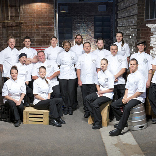 MasterChef: The Professionals 2013 Contestants Australia