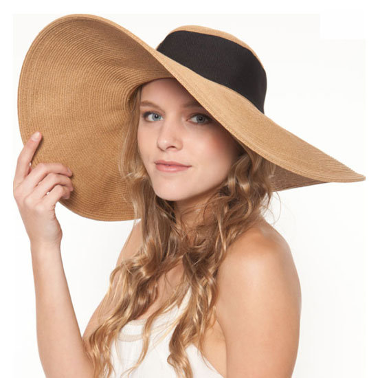 A Wide Brimmed Hat