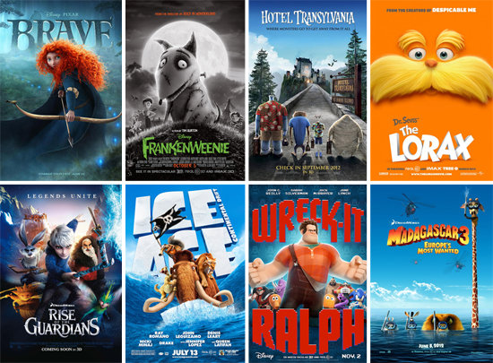 Read More Best Of 2012 Entertainment Polls Movies