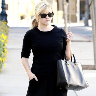 Reese Witherspoon Leaving Beverly Hills Building | Pictures