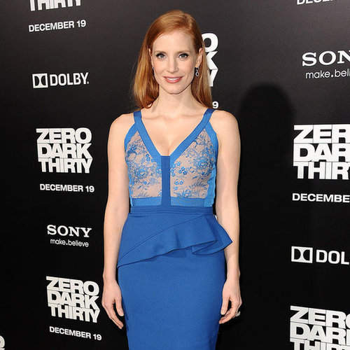 Zero Dark Thirty LA Premiere Celebrity Pictures